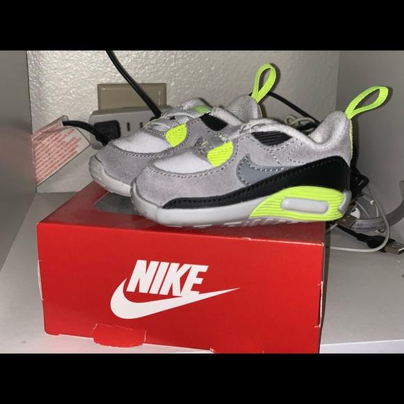 progenie A tientas Extracto  Nike Shoes | Nike Air Max Baby Shoe | Poshmark